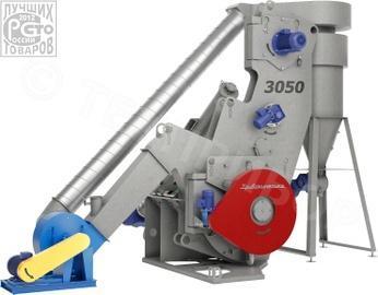 Демонстрационный показ работы мельничного оборудования «Трибокинетика — 3050»