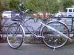 Велосипед б/у японский оригинал городской