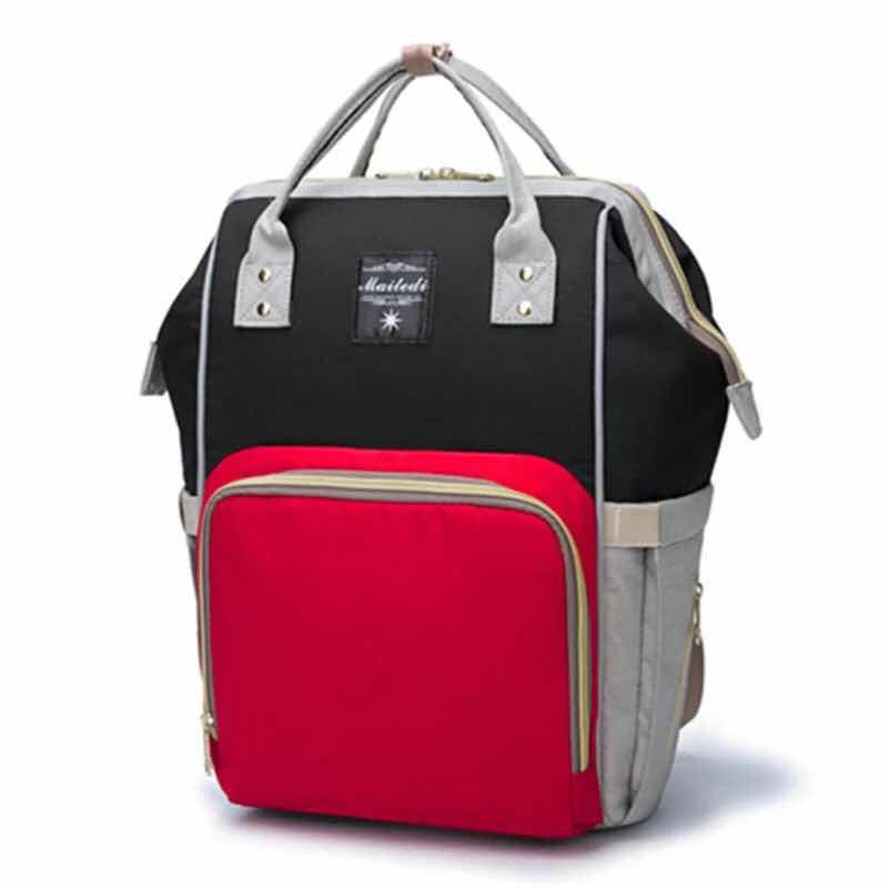 b66c031fba20 Оптом Рюкзаки для мамы и малыша, сумка-рюкзак для прогулок и путешествий с  детьми