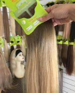 изготовление и продажа волос для наращивания сеть салонов
