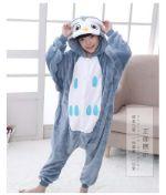 Пижамы Кигуруми для детей Сова Y0102