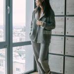 Жакет Casual jacket и Брюки Casual pants