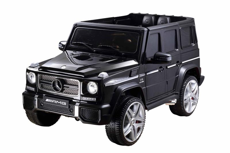 Электромобиль для детей Mercedes G 65 AMG (гелик). Электромобиль для детей Mercedes G 65 AMG (гелик)