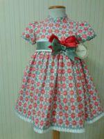 Нарядные детские  платья оптом,детские вечерние платья  оптом 4110