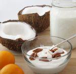 Йогурт на кокосовом молоке
