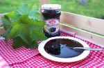 Черная смородина измельченная с сахаром