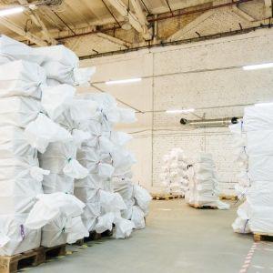 68 000 наименований товаров 1 000 обработанных и отправленных заказов ежедневно 360 тонн товара на складе