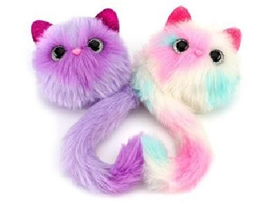 Интерактивная игрушка — Котёнок Pomsies