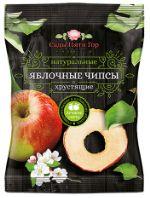 """Яблочные чипсы хрустящие """"Сады Пяти Гор"""""""