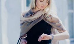 Платки, шарфы и палантины