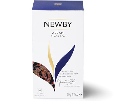Чай NEWBY Ассам