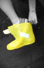 Чехлы для обуви. Цвет: желтый. Артикул: А-305