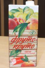 Нектар яблочно-персиковый