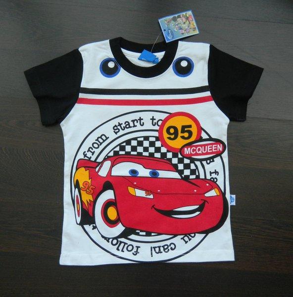 186995a17fcc ... Детская футболка Тачки. Детская футболка Тачки (пр-во Китай) оптом