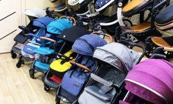 Детские товары, коляски, велосипеды, самокаты оптом