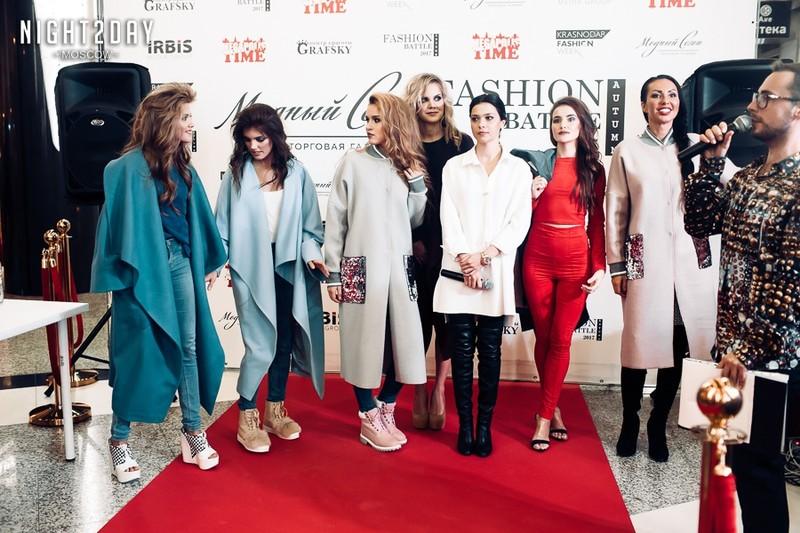 Наминация лучший дизайнер верхней одежды 2018
