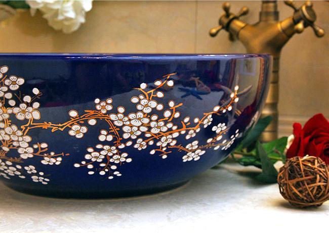 Керамика - образец 6. Керамическая раковина