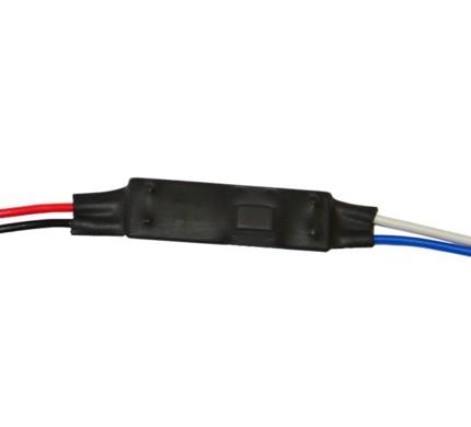 ОПТОРЕЛЕ MIELTA Устройство предназначено для гальванической развязки сигналов в автомобильной бортовой измерительной и регистрирующей аппаратуре. Оптореле имеет в составе оптотранзистор, защиту от переполюсовки и токоограничивающий резистор. Оптореле способно работать при напряжении бортсети 12 и 24 В. В качестве нагрузки чаще всего используется входная цепь измерительного или регистрирующего прибора. Характеристики  Входное напряжение 10 — 60 В  Внутреннее сопротивление 2,8 кОм  Коммутируемое напряжение 60 В  Коммутируемый ток 50 мА  Частота сигнала 10 кГц  Гальваническая изоляция вход-выход 5000 В  Рабочая температура -50 — +100°С  Степень защиты IP54  Вес 20 г