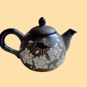 чайники заварные - расцветки есть готовые, можно по желанию заказчика