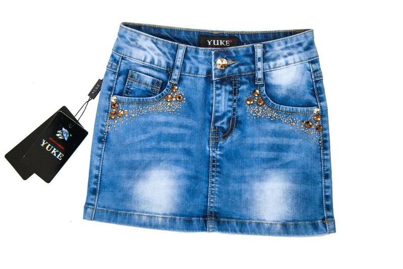 Юбка. джинсовая юбка