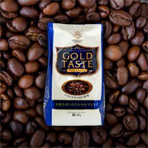 "Кофе молотый Mitsumoto Coffee ""Gold Taste"" мягкий вкус, 320 г."