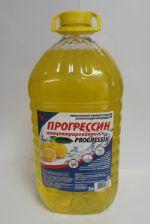 """Концентрированное универсальное моющее средство """"Прогрессин"""", Лимон, 5 л. Прогрессин 462372119766"""