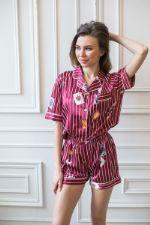 женские пижамы, домашние костюмы, ночные сорочки оптом