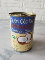 Кокосовые сливки Organic 89% 400 мл жирность 22% TM VietCOCO OCC400