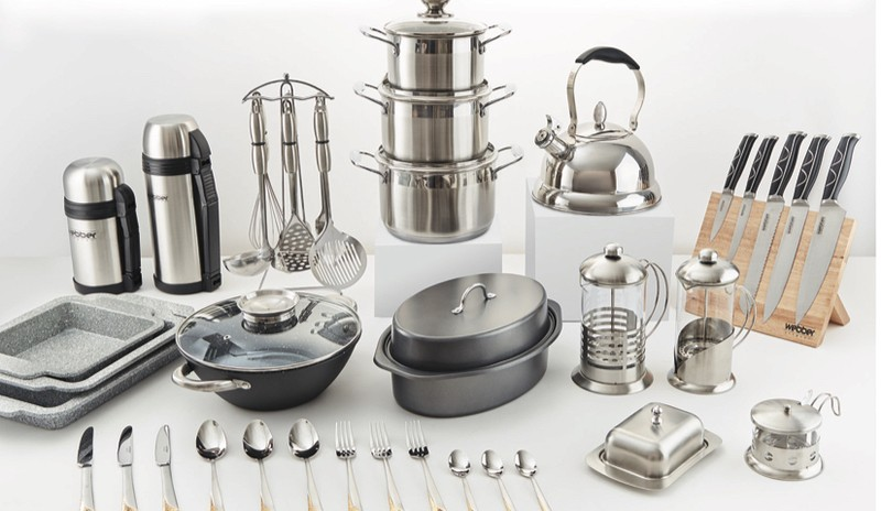 Webber! Посуда из нержавеющей стали, алюминия. Чугуна и аксессуары для кухни премиум-класса. Сочетание немецкого дизайна и европейского качества по уникальным ценам