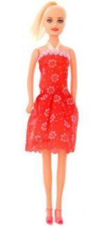 Кукла модель 'Красотка в коротком платье'
