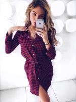 Платье TiFi Платье-рубашка Dorni (Арт. R30) (Арт. R30)