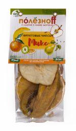 """ПолезноFF, Чипсы """"Микс Фруктовый"""", фруктовые чипсы, 30 гр."""