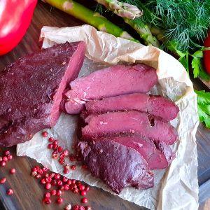 Мясо из оленины