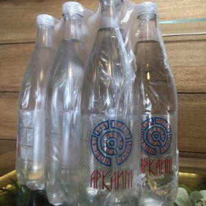 Уникальная вода Аркаим 1 литр с газом