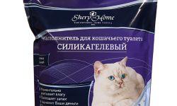Силикагелевый наполнитель для кошачьего туалета оптом