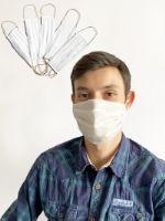 Сертифицированная многоразовая защитная маска
