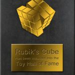 Кубик Рубика вошел в Зал Славы Игрушек