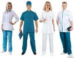 медицинская обувь ортопедическая, медицинская одежда