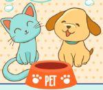 корма премиум-класса для кошек и собак