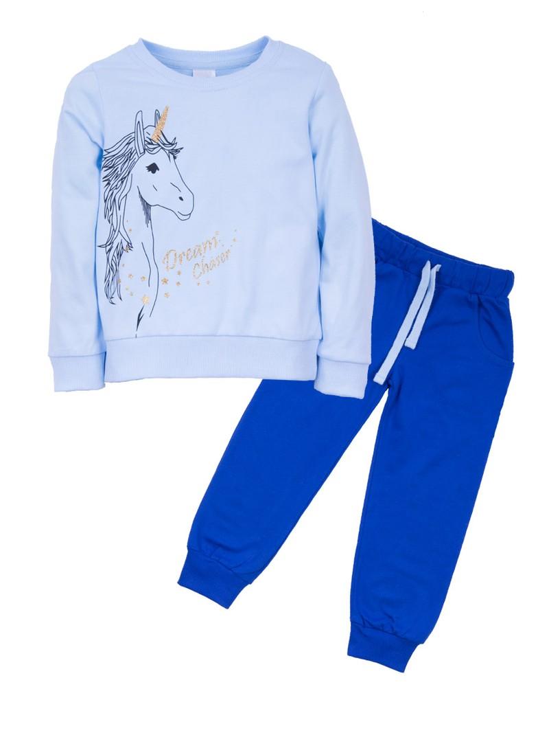 Трикотажные костюмчики для девочек , сшиты из двухнитной ткани  100% хлопок Цена 390 рублей Возраст от 3 до 7 лет
