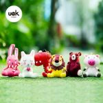 Брелок-игрушка Uek. kids оптом Uek. kids 1