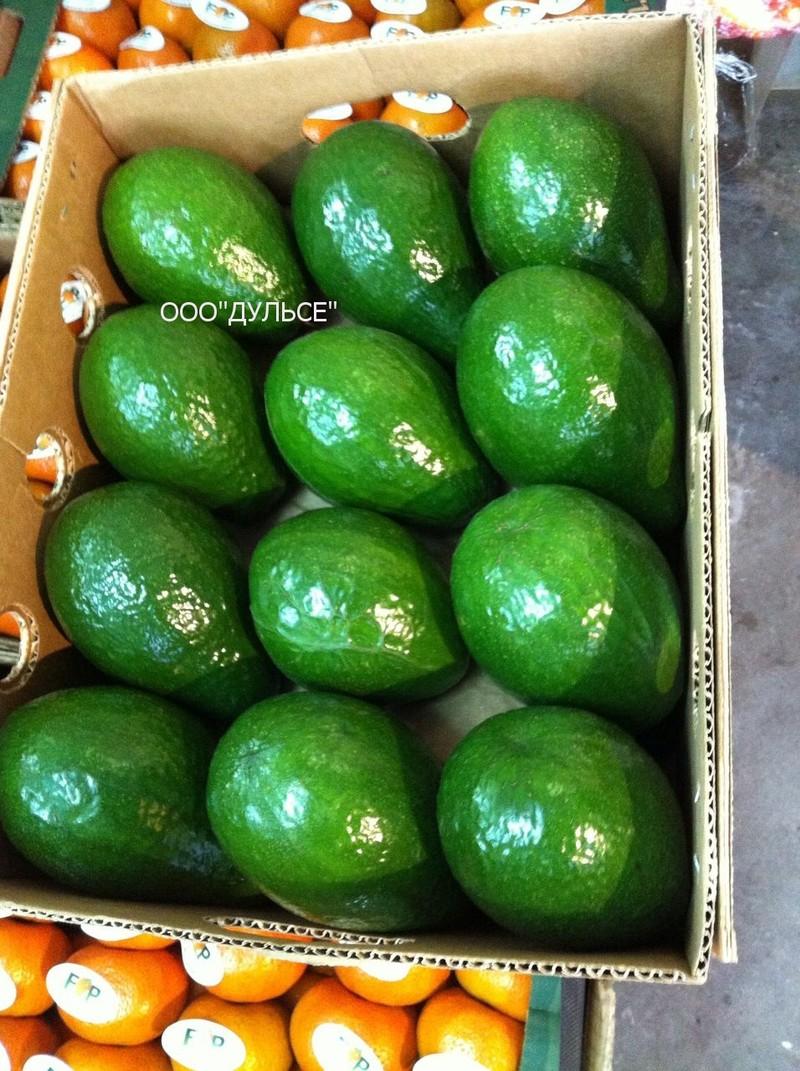 Авокадо в упаковке