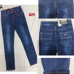 артикул 825  размер 31-38 (русский 54-66)  цена  780 р джинсы женские зима на флисе