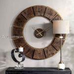 Интерьерные настенные часы YZ190730-8