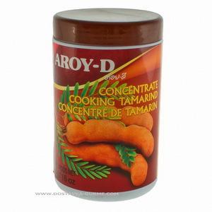 """Суп """"Карри красный"""" AROY-D 400мл ж/б К24 红咖喱汤400毫升"""