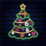 новогодние ёлки, аксессуары и подарки оптом