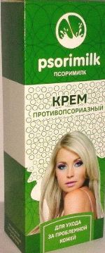 Купить Psorimilk - крем от псориаза (Псоримилк) оптом от 10 шт