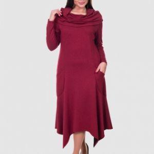 Платье Нелли оптом по низкой цене. Материал: ангора. Цена производителя. Все в наличии на складе.  Широкий выбор, спеши купить! Фабрика Надежда.