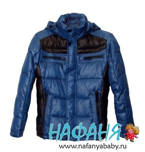 4a38ce36d12 Подростковая зимняя куртка для мальчика с капюшоном Арт. 308 оптом ...