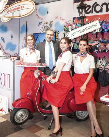 """Компания """"Поставщик счастья"""" на выставке Lingerie Show Forum"""
